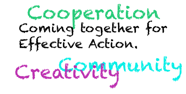 cooperation for effective action